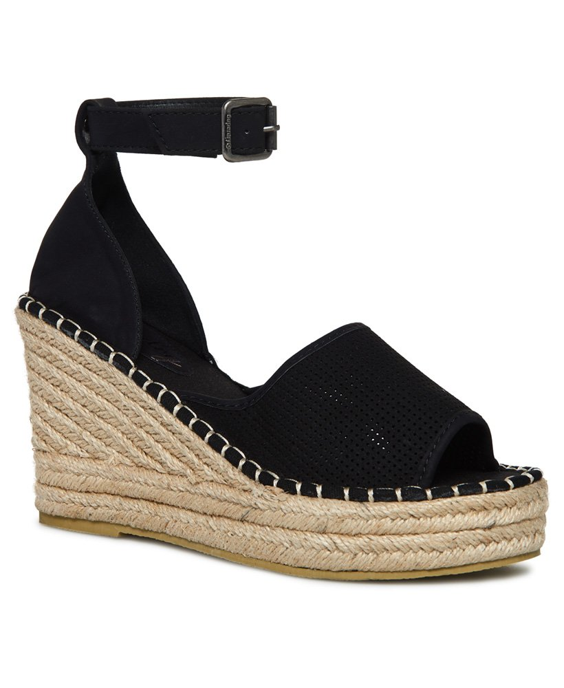 Superdry Anna Wedge Espadrilles thumbnail 1