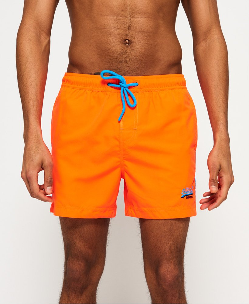 Superdry Short de bain Beach Volley - Homme