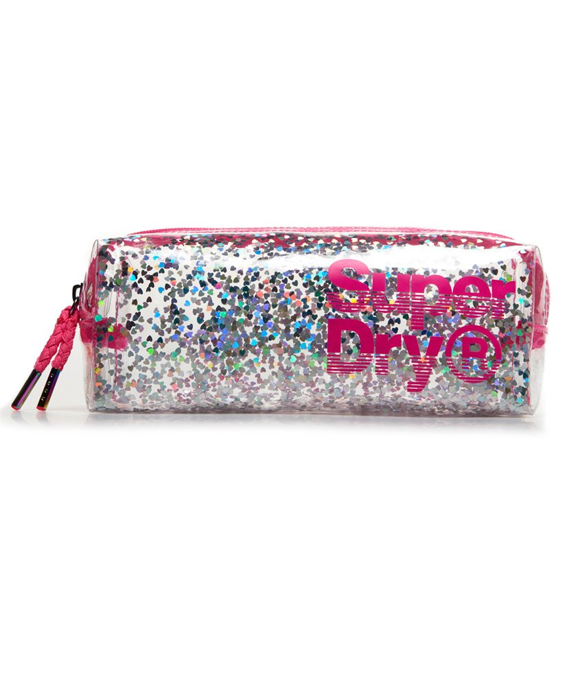Superdry Super Jelly Pencil Case thumbnail 1