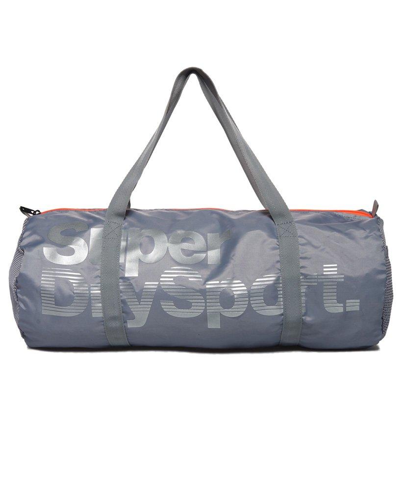 Superdry Super Sport Gym 圓筒包