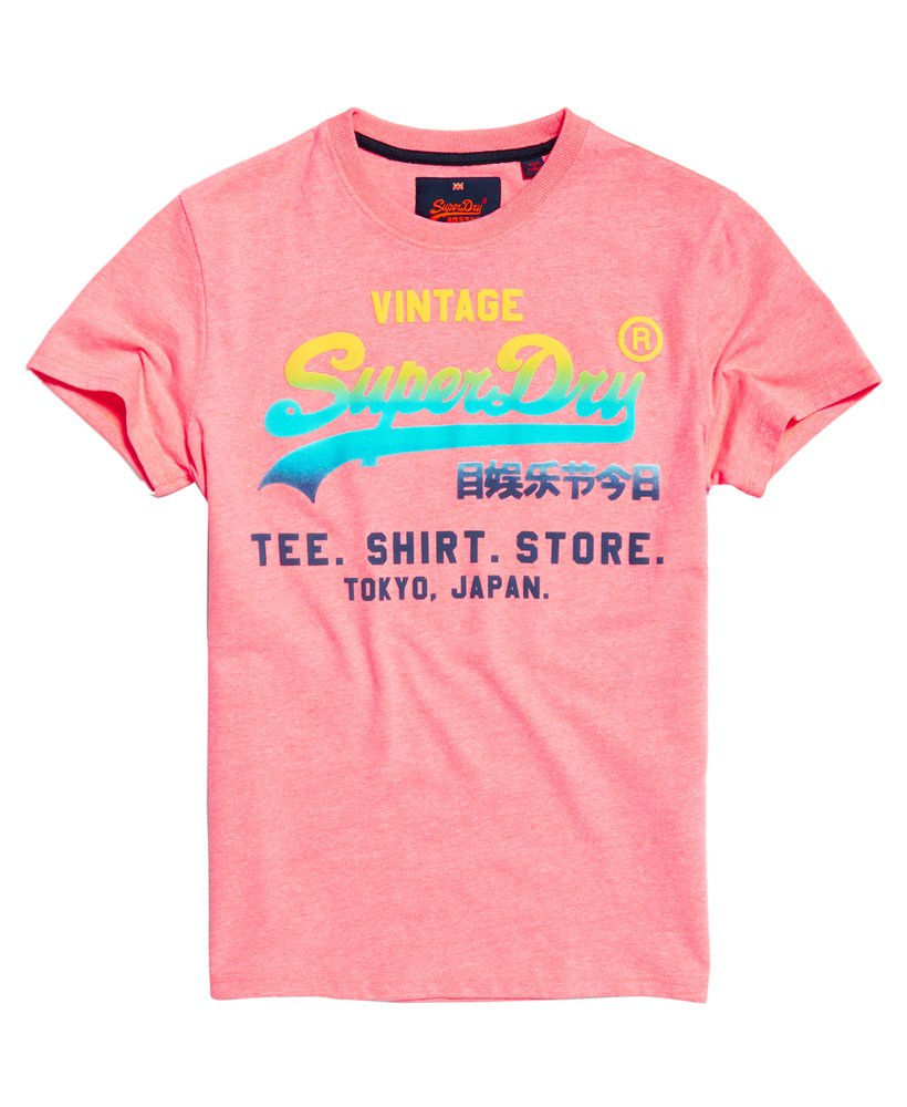 Superdry Vintage Logo Hyper Fade T-Shirt