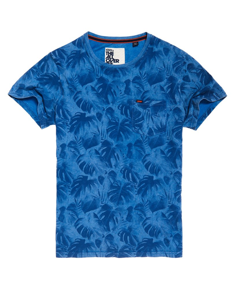 Dame T skjorter & topper Superdry T shirts med print hyper