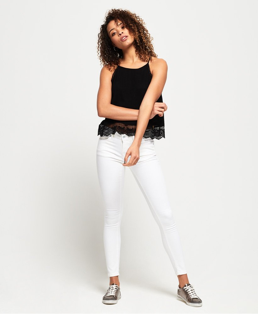 Superdry Cassie skinny jeans thumbnail 1