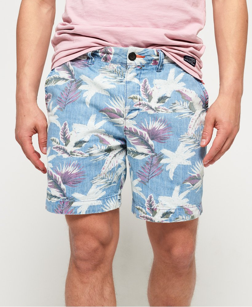 Superdry Nue Wave Wash Shorts thumbnail 1