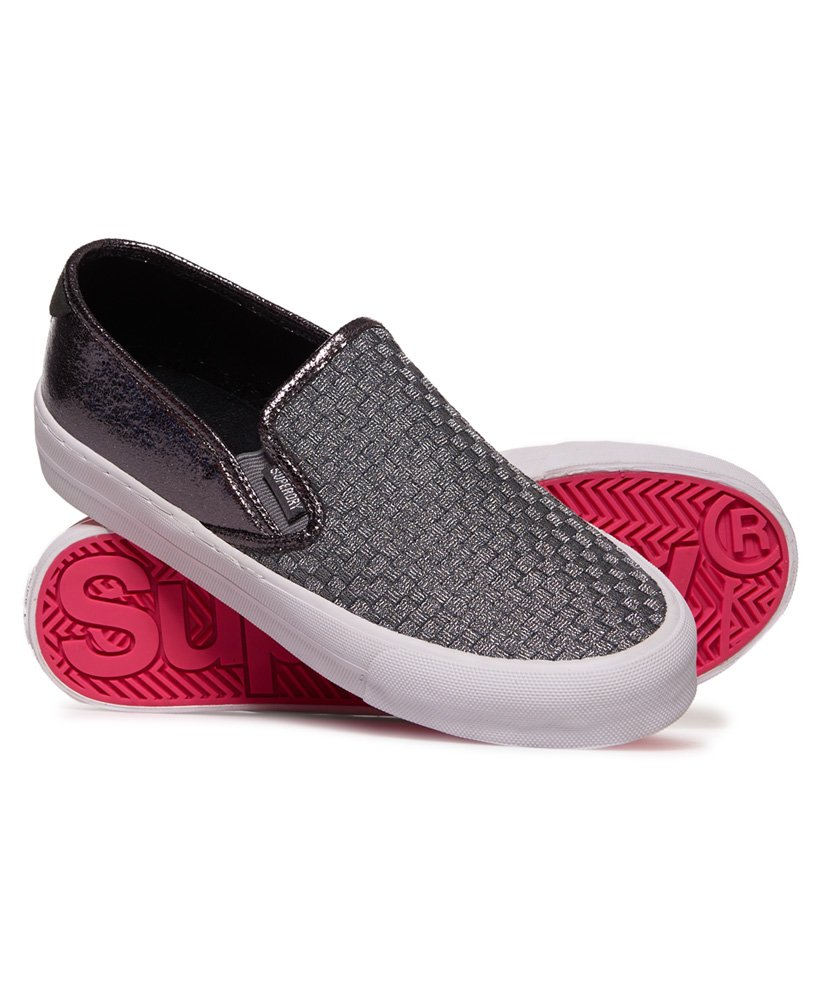 Superdry Elaina Slip On Sneakers thumbnail 1