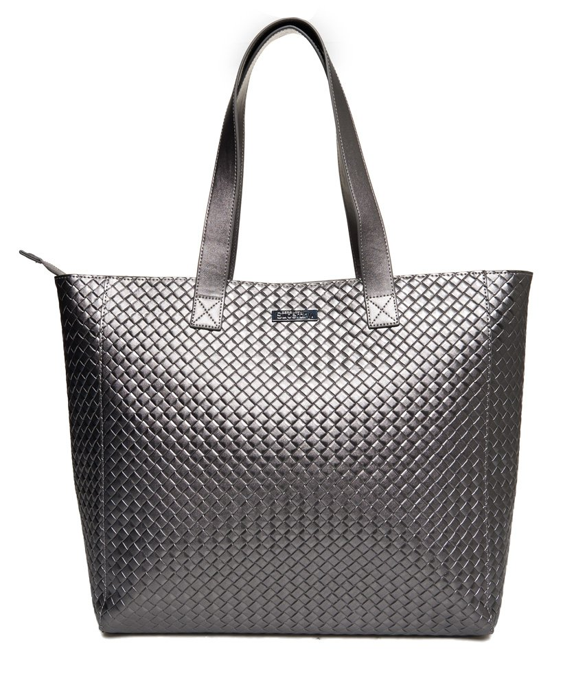 Superdry Elaina Lattice Tote Bag thumbnail 1