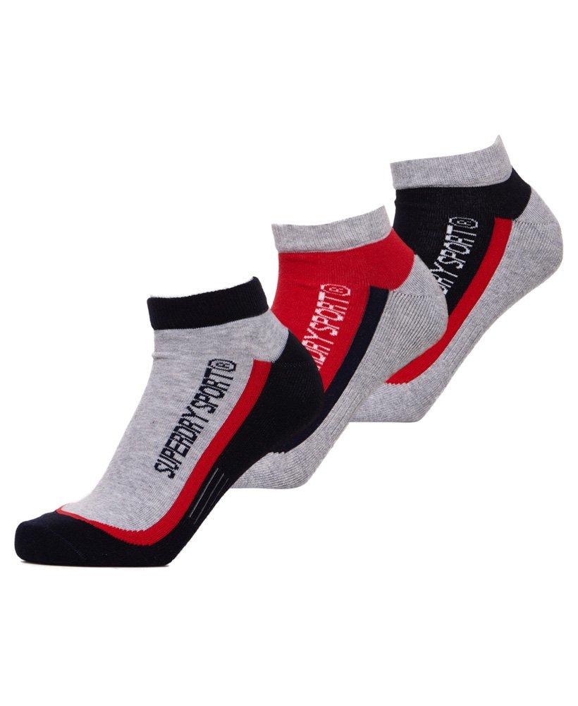 Superdry Super Sport Tri 運動襪三雙組