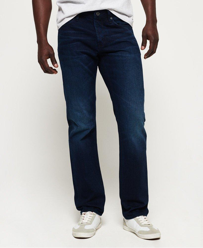Lederen heren Straight Jeans | FASHIOLA.be | Vergelijk & Bestel