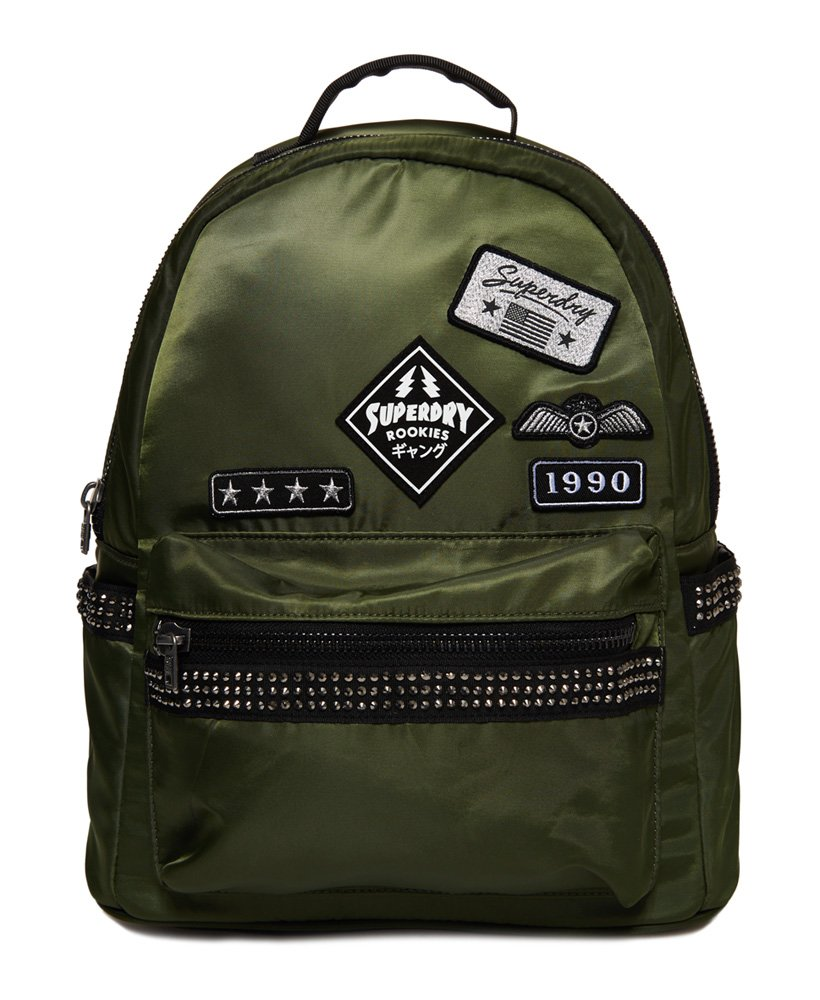 Superdry Sac à dos Midi Patched