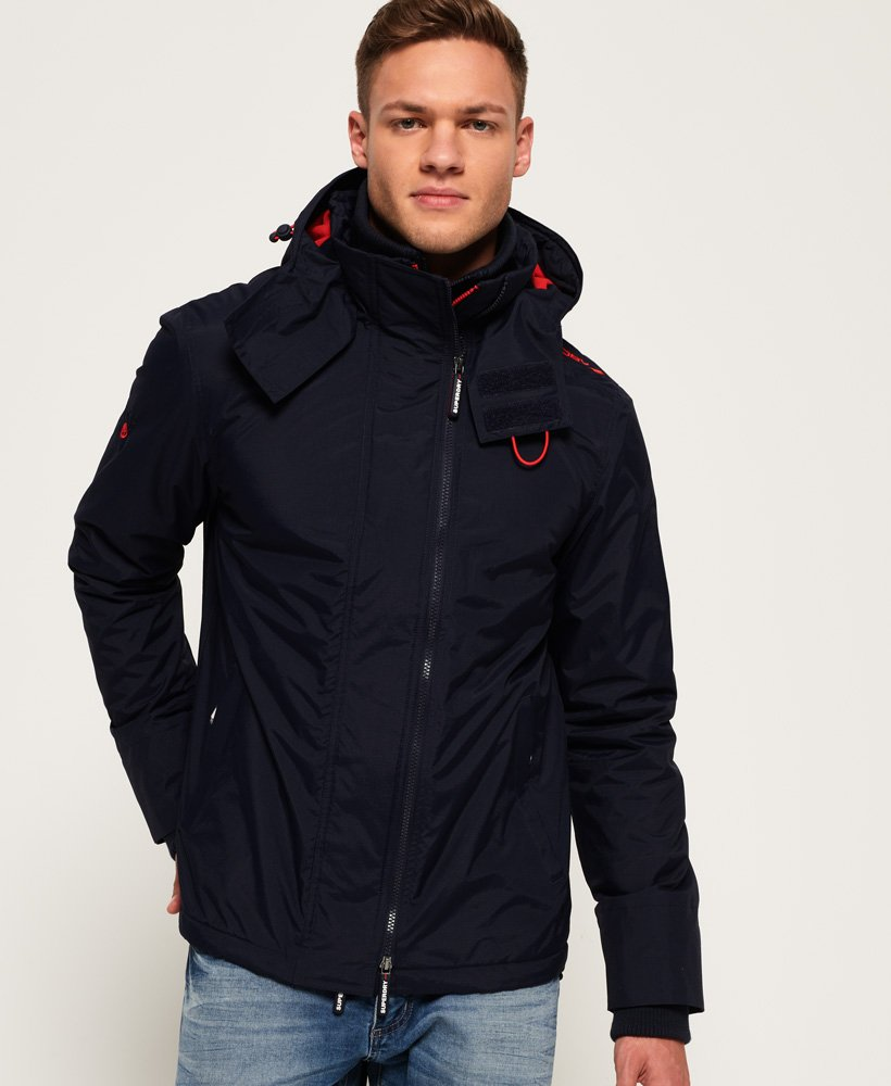 Superdry Arctic Pop Zip SD windcheater jack met capuchon thumbnail 1