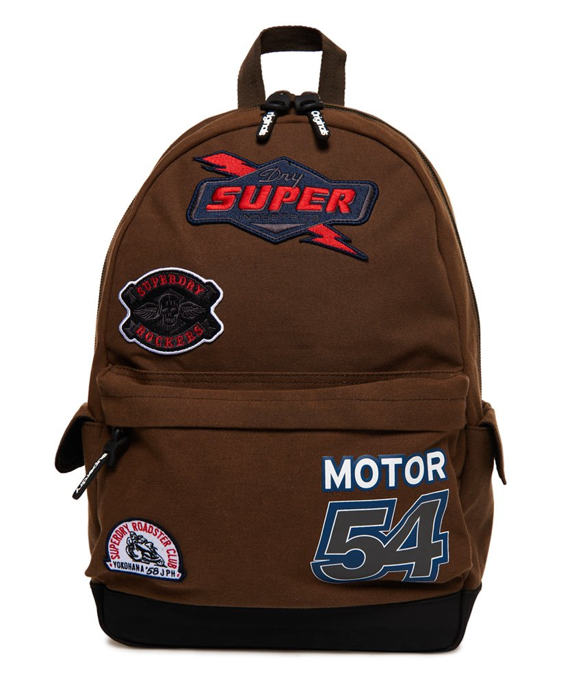 Superdry Moto Montana Rucksack