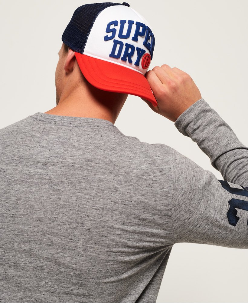 casquette homme superdry