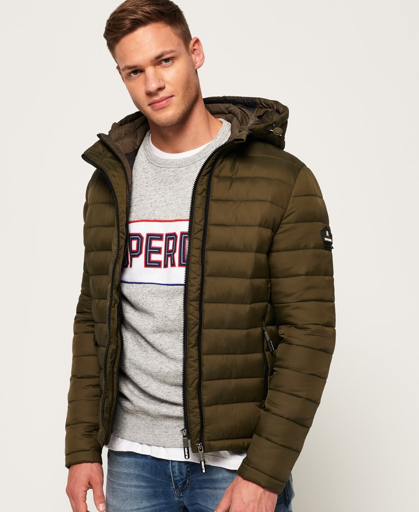 Rookie Military Jacket in 2019 | Superdry jackets, Jackets