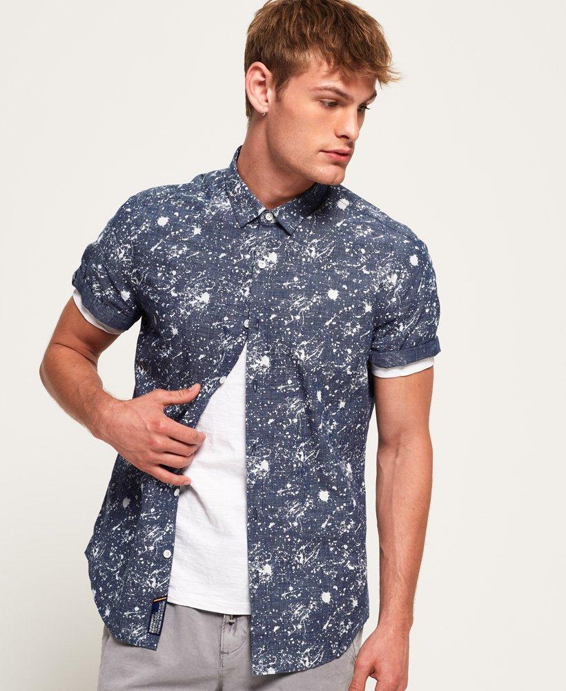 Superdry Poolside Short Sleeve Shirt thumbnail 1