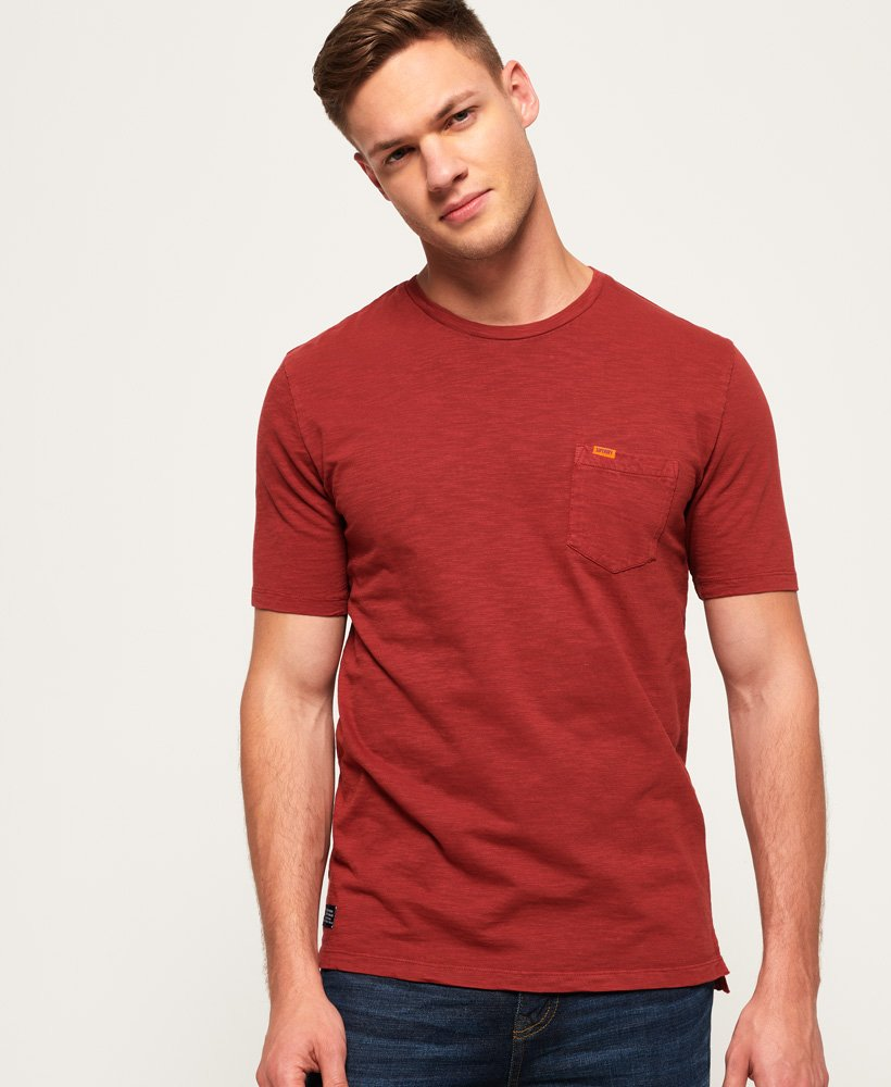 Superdry Dry Originals Pocket T-Shirt thumbnail 1