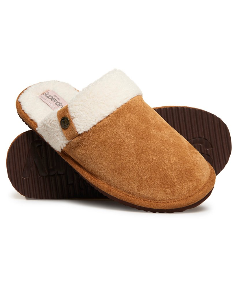 Superdry Premium Classic Mule Slippers thumbnail 1
