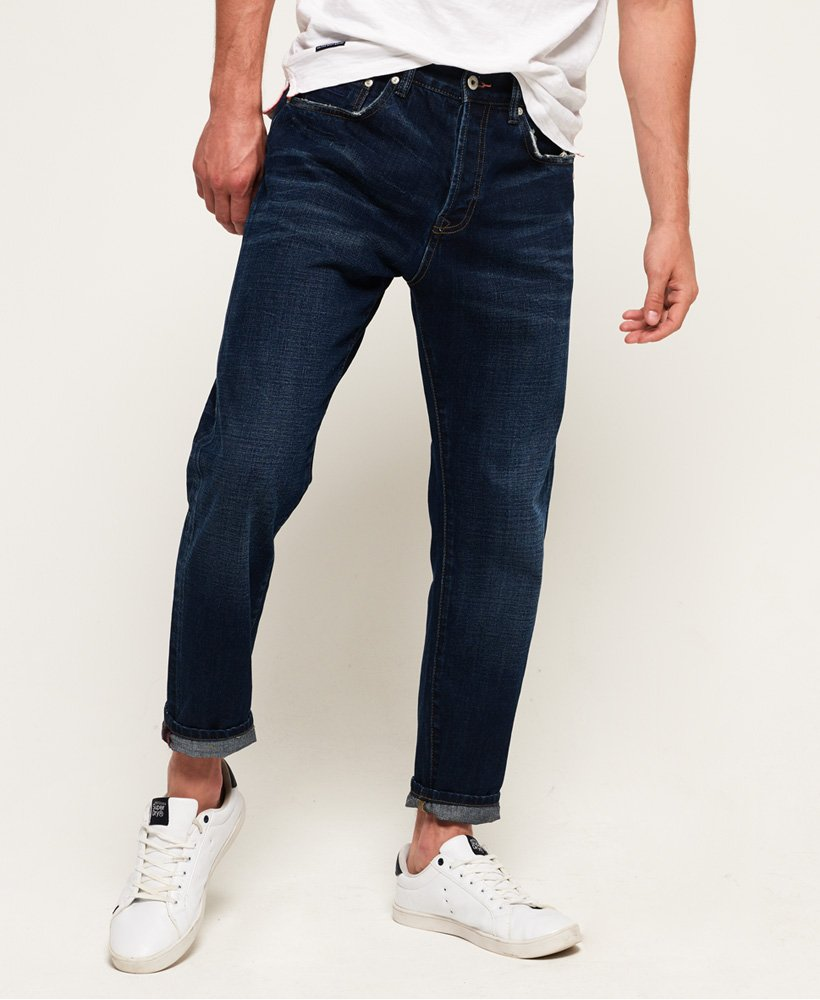 Superdry Oversized Taper Jeans thumbnail 1