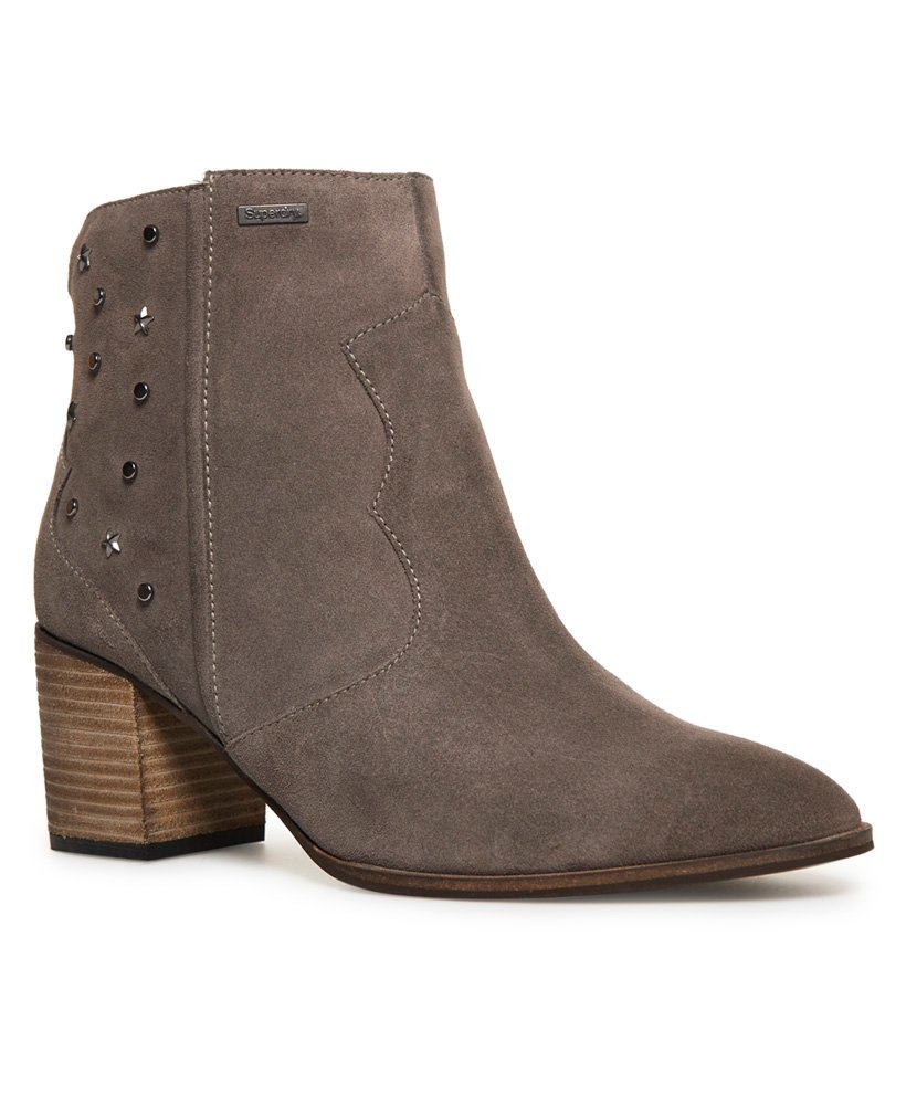 Superdry Miley Ankle Boots thumbnail 1