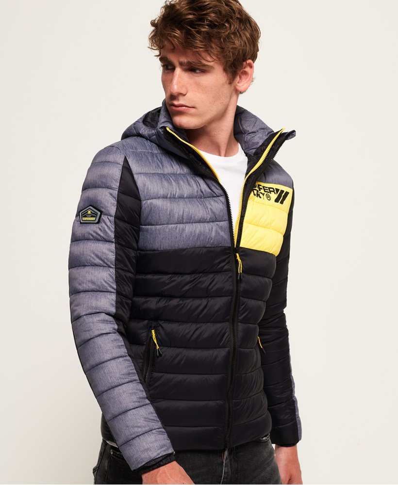 Superdry Colour Blox Fuji Jacket thumbnail 1