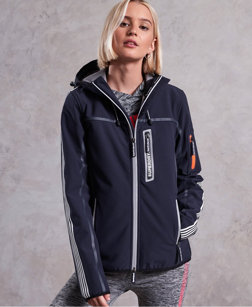 Superdry Polar Team Sport Trakker Jacket thumbnail 1
