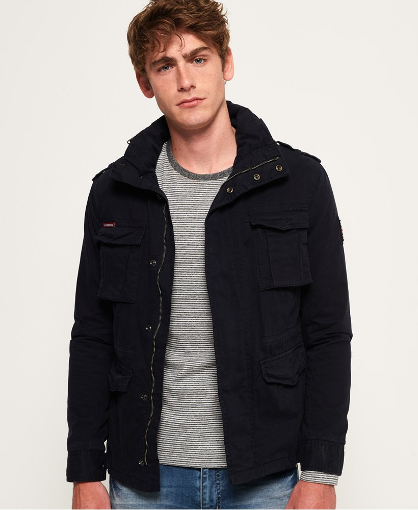 Superdry Rookie Military Jacket thumbnail 1
