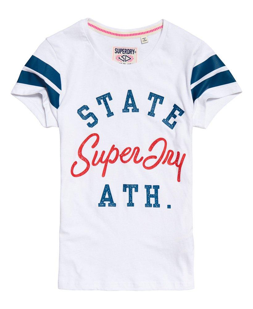Camiseta Superdry State Varsity Camiseta Superdry Varsity B1cqw5