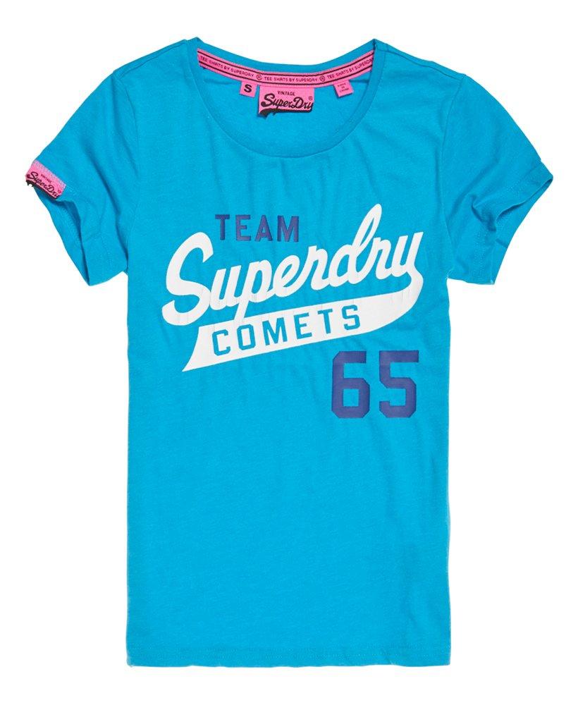 Superdry T-shirt Comets Crack thumbnail 1