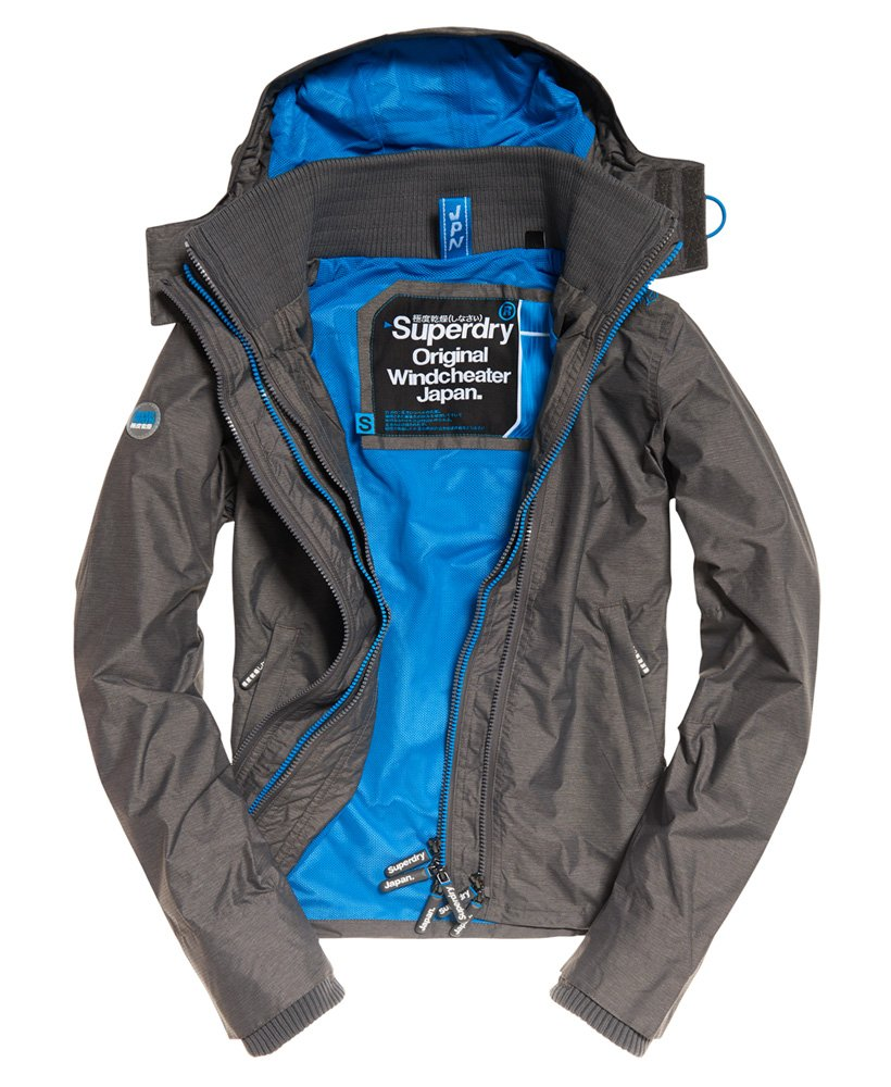 coupe Sd À Capuche femme Veste Pop Windcheater Vent Zip Technique w8XdAPx