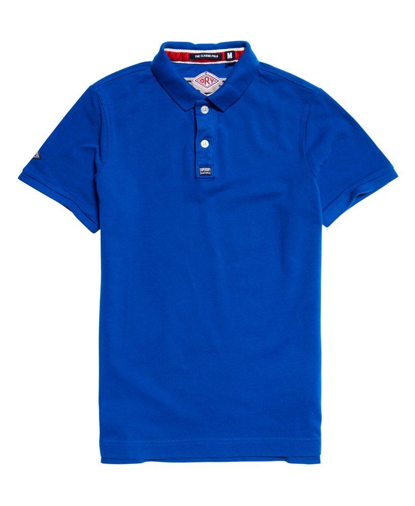 Superdry Classic Pique Polo Shirt thumbnail 1