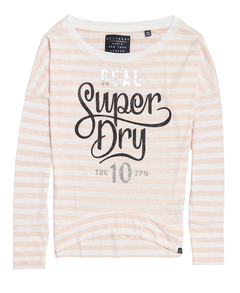 Superdry Snowy Slouch Top thumbnail 1