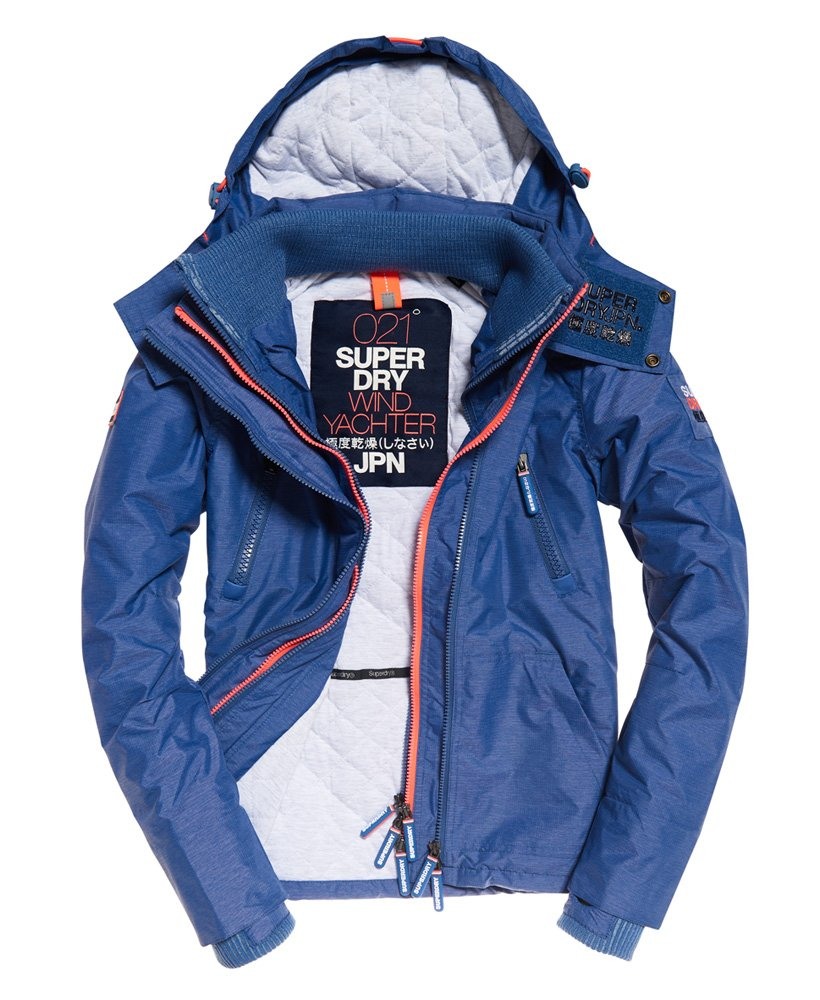 Superdry Hooded SD-Windyachter Jacket