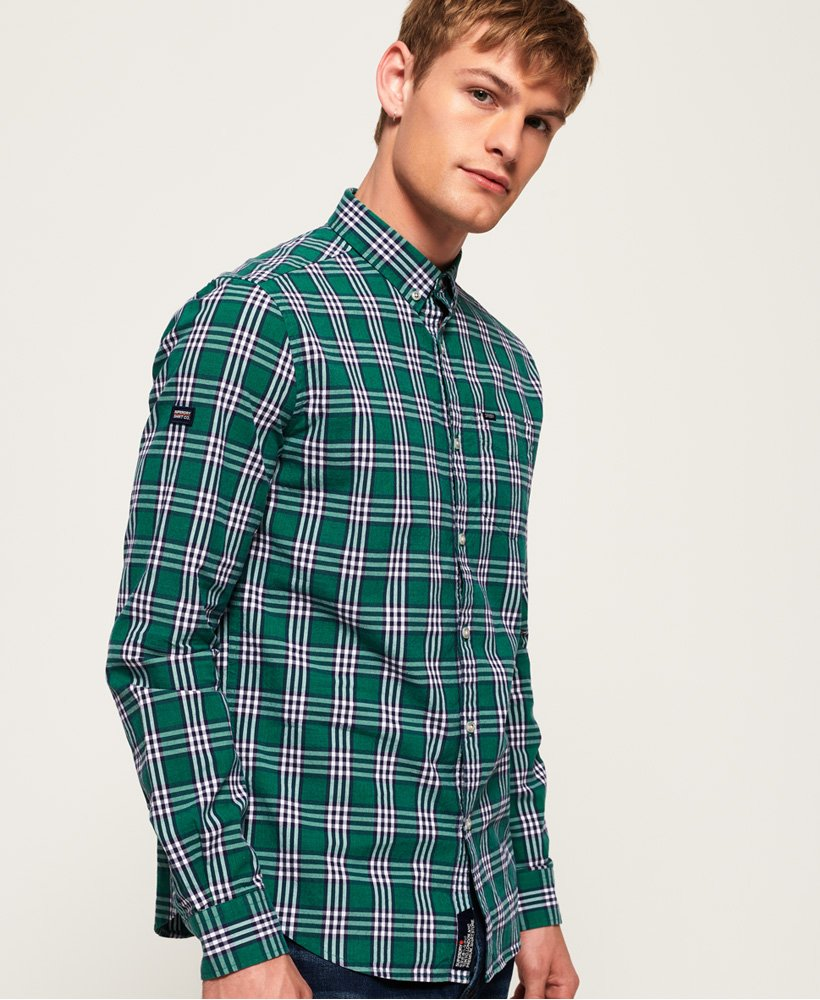 Superdry Ultimate University Oxford Shirt thumbnail 1