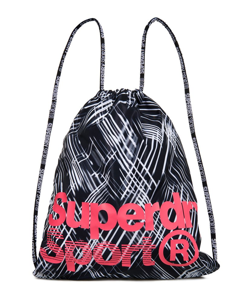 Superdry Drawstring Sports Bag thumbnail 1