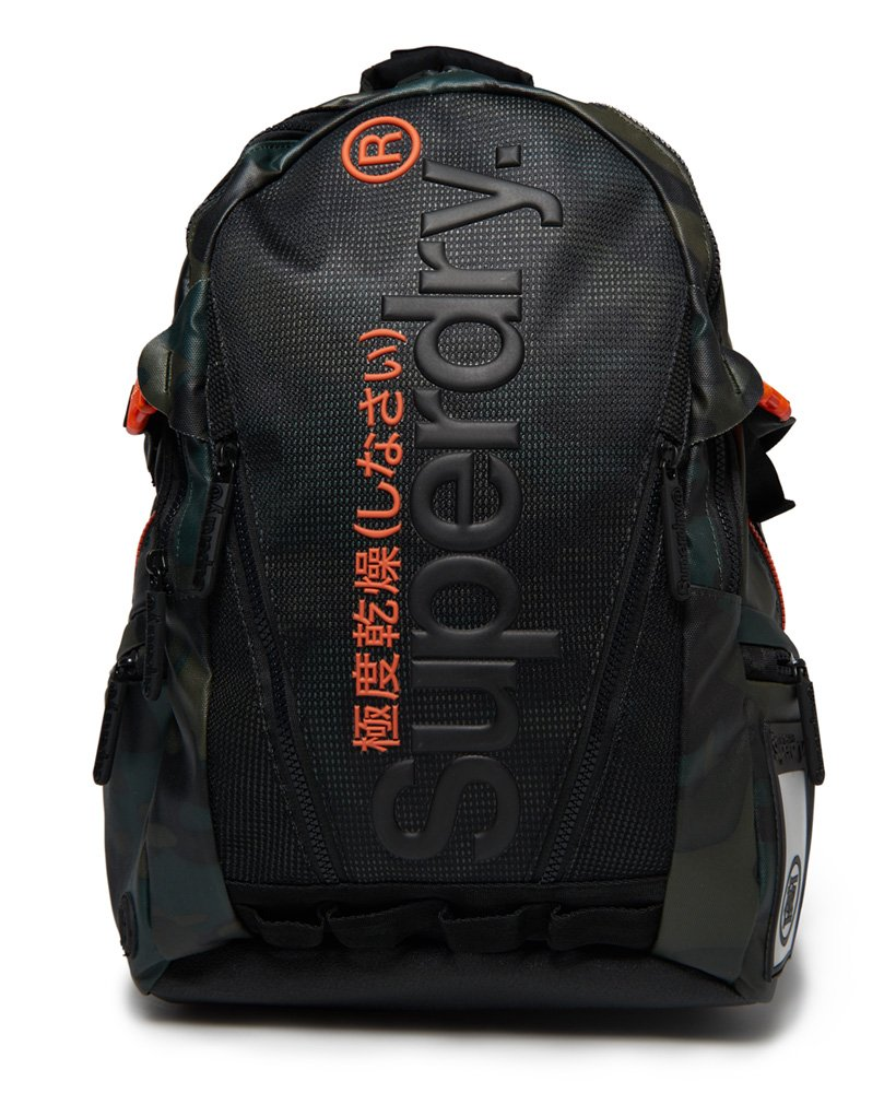 Superdry Mesh Tarp Backpack thumbnail 1