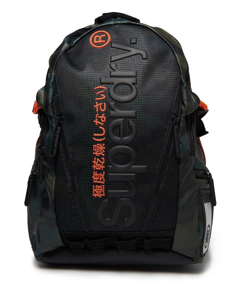 Superdry Mesh Tarp Backpack Men S Bags