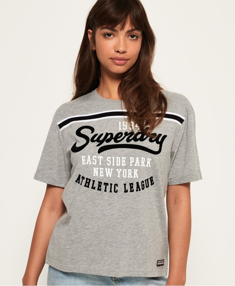 Superdry T-shirt à logo Urban thumbnail 1