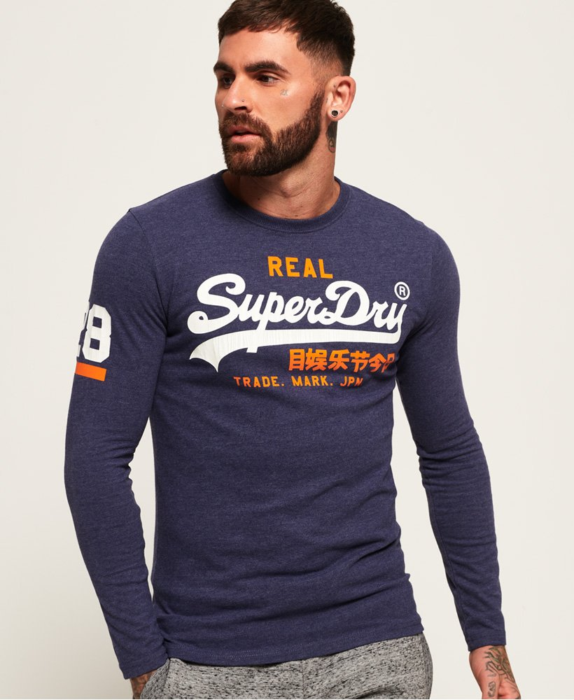 Superdry Vintage Logo Duo T-Shirt thumbnail 1