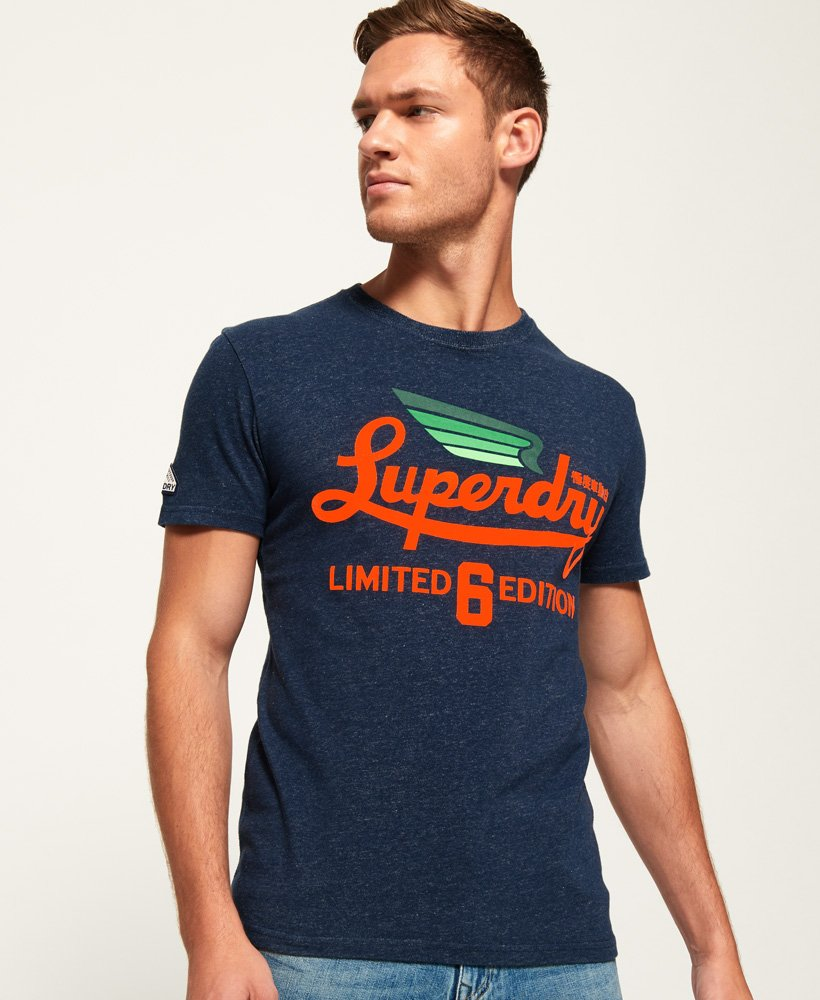 Superdry Limited Icarus T-Shirt thumbnail 1