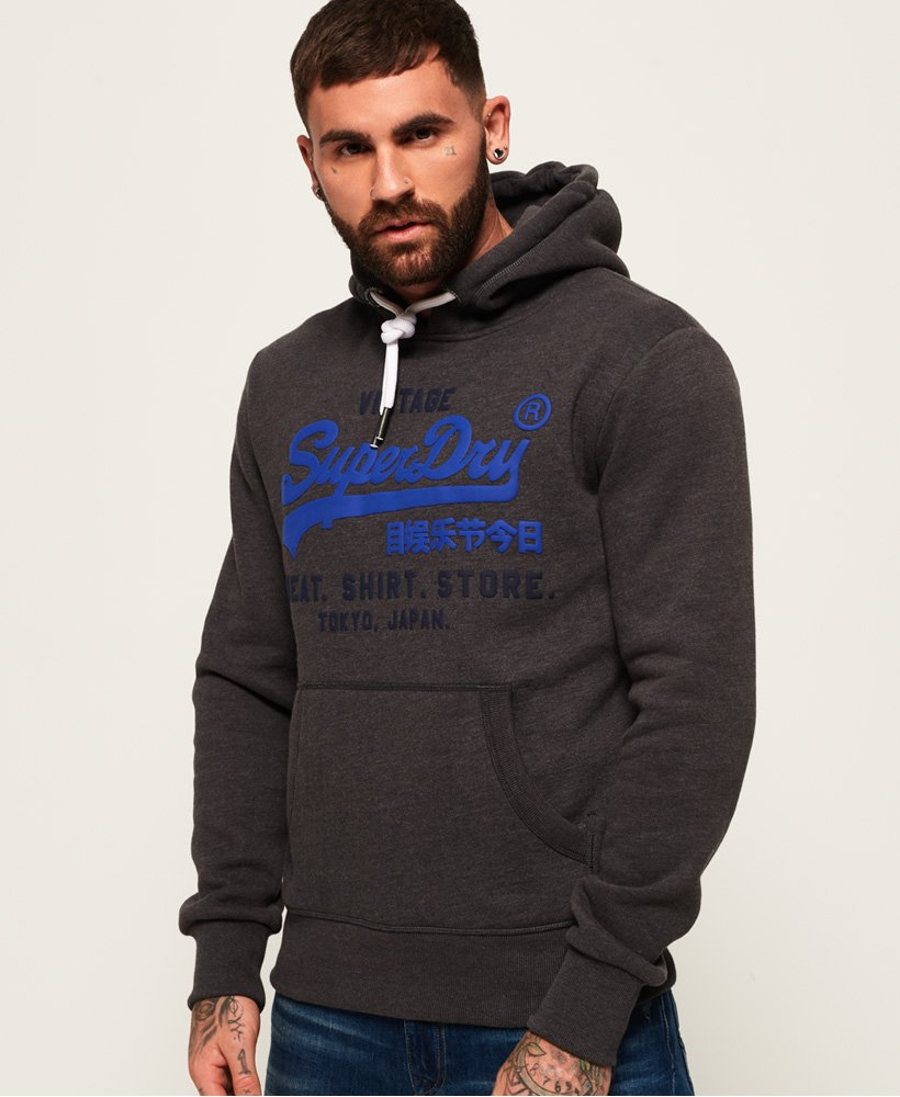 Superdry Sweat Shirt Shop Duo Hoodie thumbnail 1