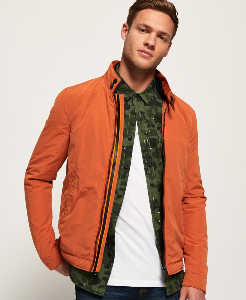 Superdry Premium Casual Harrington Jacket thumbnail 1