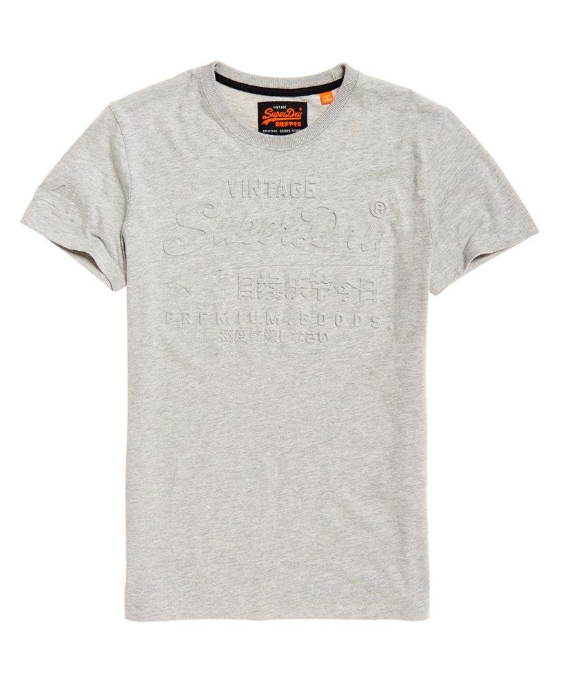 Superdry Premium Goods Embossed T-Shirt