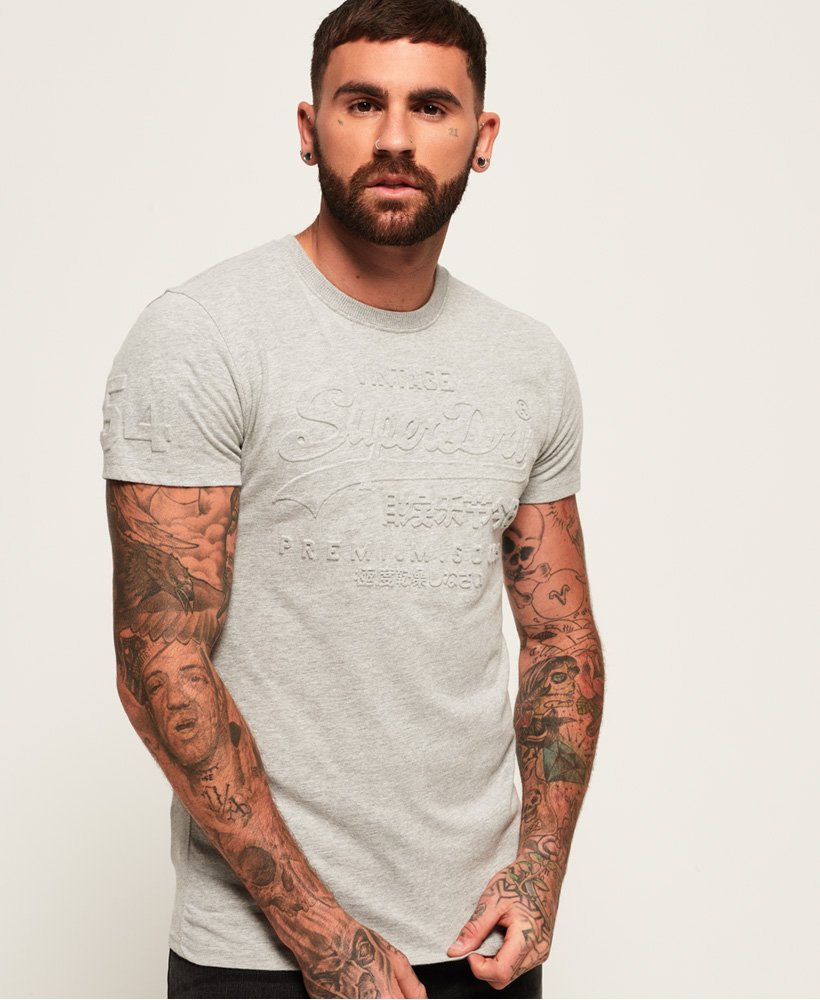 Superdry T-shirt Premium Goods Embossed thumbnail 1
