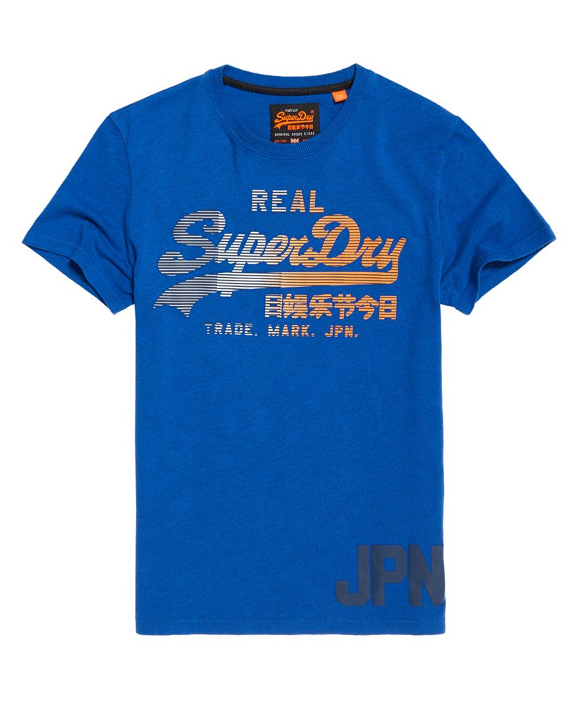 Superdry Vintage Logo 1st T-Shirt thumbnail 1
