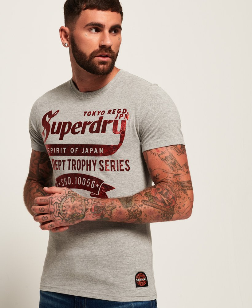Superdry Tokyo Brand Heritage Classic T-Shirt thumbnail 1