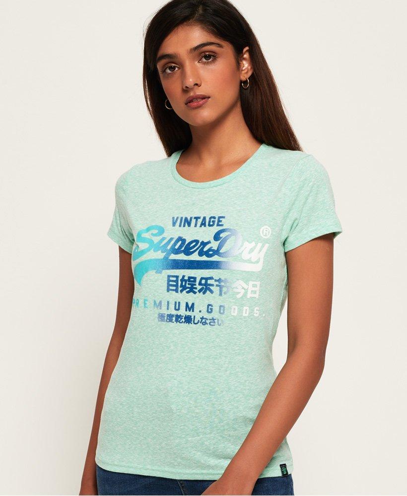Superdry T-shirt Premium Goods Side Fade thumbnail 1