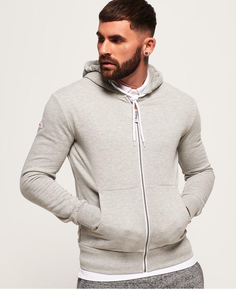 Superdry LA hoodie met rits