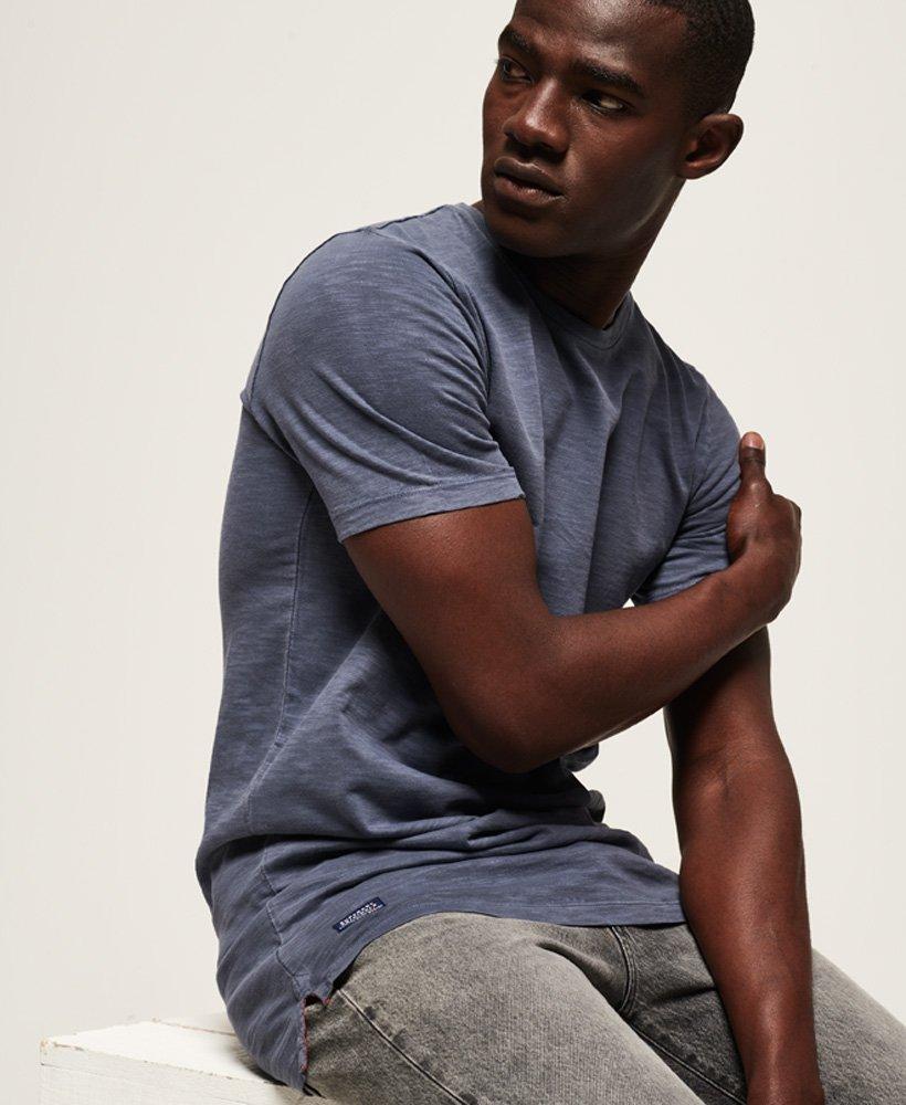 Superdry Dry Originals Longline Short Sleeve T-Shirt thumbnail 1