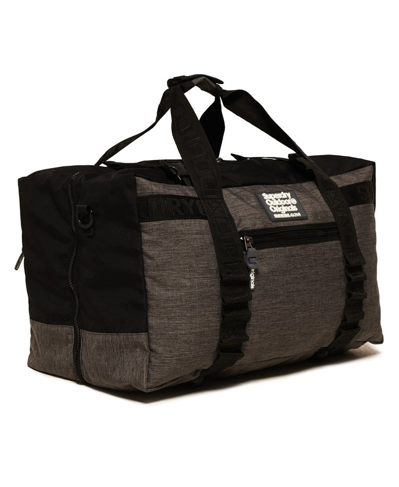 560ca258b3 Mens - Travel Range Weekend Bag in Black Marl