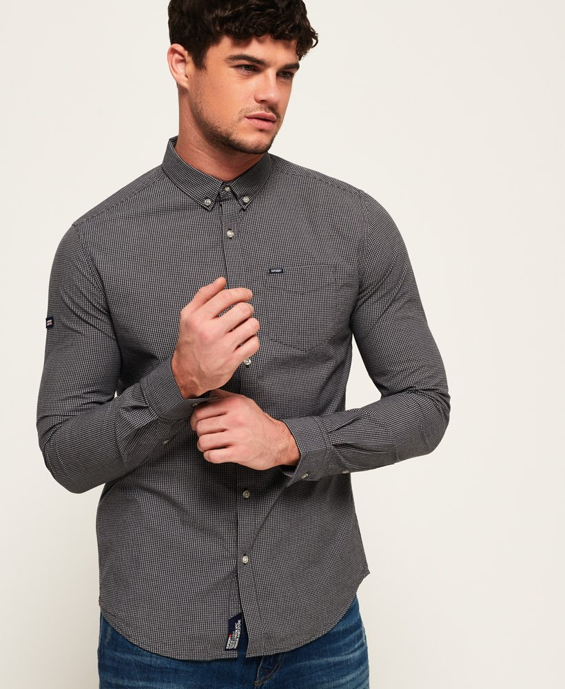 Superdry Chemise Oxford Ultimate University thumbnail 1