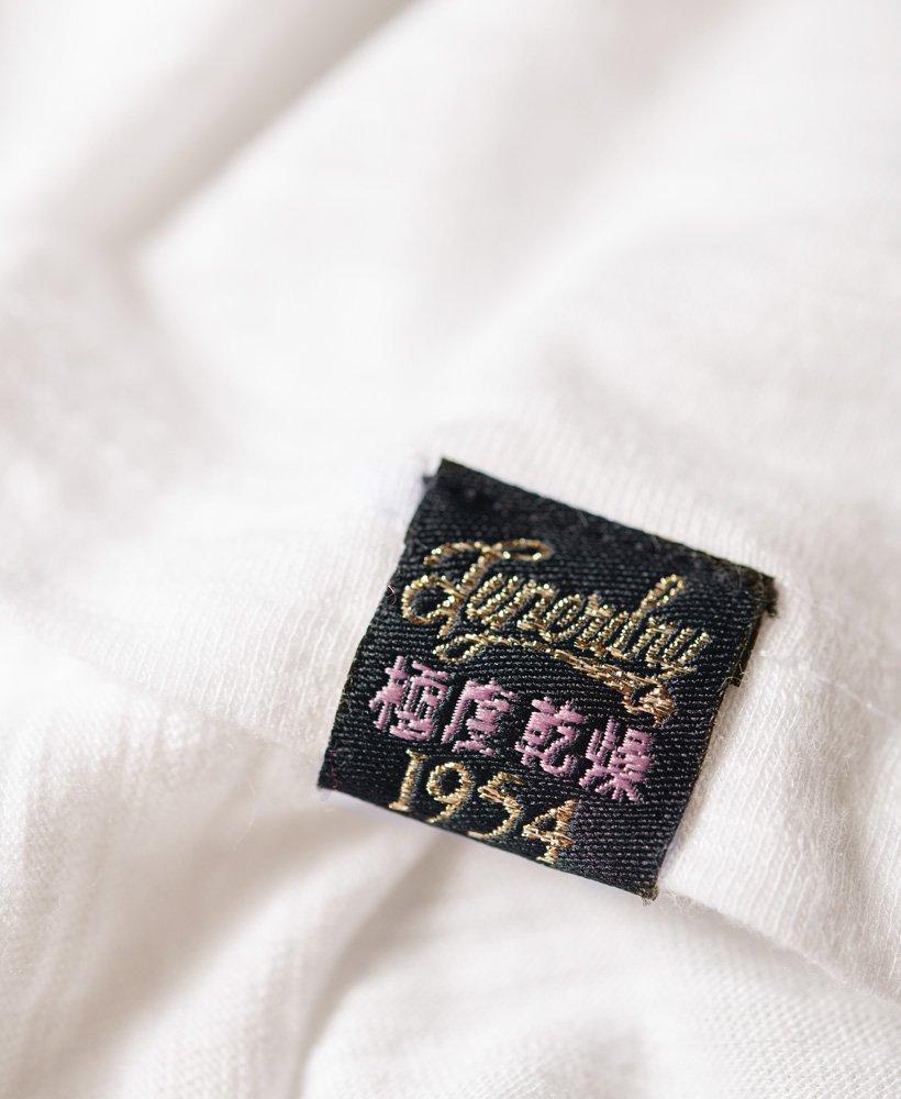 Superdry Elizabeth Lace T Shirt